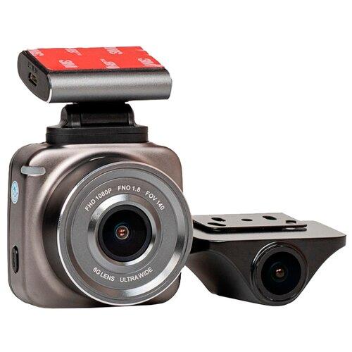 Купить Видеорегистратор Blackview R5 DUAL черный/металлик