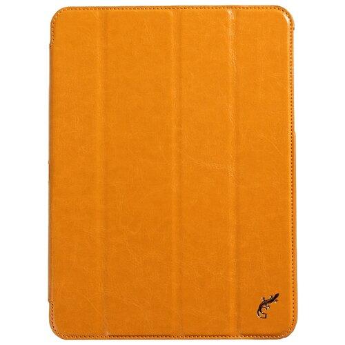 Чехол G-Case Slim Premium для Samsung Galaxy Tab 4 10.1 оранжевый