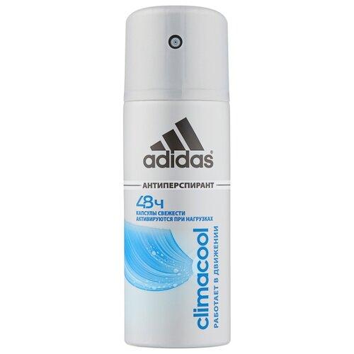 Дезодорант-антиперспирант спрей Adidas Climacool, 150 мл adidas дезодорант антиперспирант спрей cool