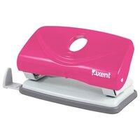 Дырокол Axent Welle-2 3810-A 10 листов, розовый