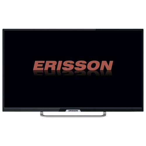 Фото - Телевизор Erisson 50ULES85T2 Smart 50 (2018) черный erisson 22flm8000t2 22 черный