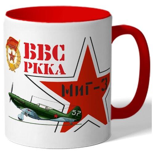 Кружка ВВС РККА Миг-3