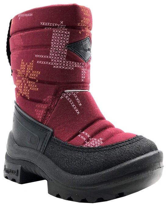 Сапоги для девочки Kuoma(1-203-3752) 32 размер