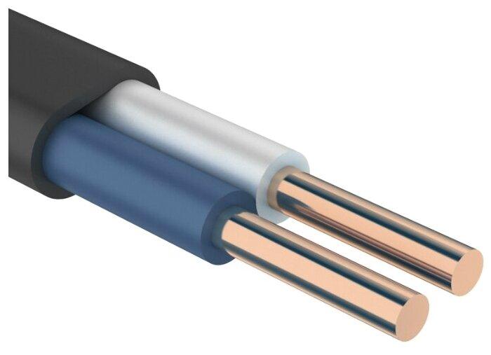 Провод REXANT ВВГ-Пнг(А)-LS 2х1.5 (100 м) ГОСТ