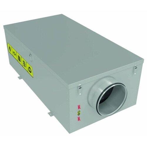 Приточная установка Shuft CAU 3000/1-W VIM настенная однорядная решетка shuft 1 wa 500 150