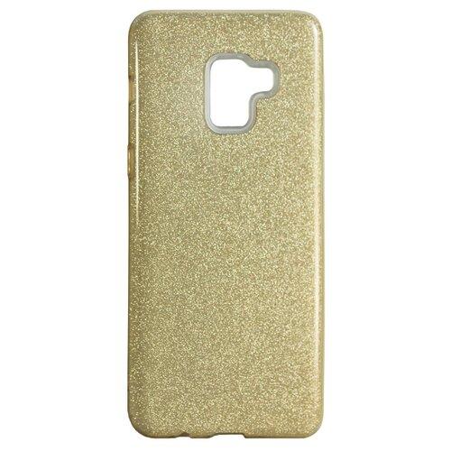Купить Чехол Akami Shine для Samsung Galaxy A8 Plus золотой