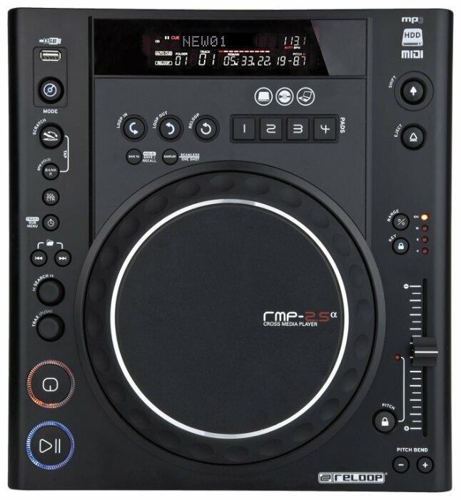 DJ CD-проигрыватель Reloop RMP-2.5 Alpha