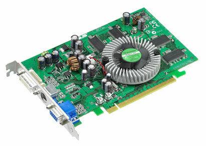 Видеокарта ASUS Radeon X700 LE 400Mhz PCI-E 128Mb 700Mhz 128 bit DVI TV