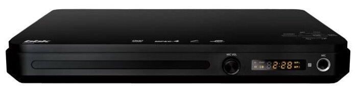 DVD-плеер BBK DVP033S черный