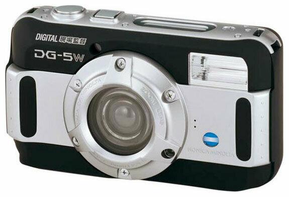 Фотоаппарат Konica Minolta DG-5W