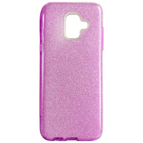 Купить Чехол Akami Shine для Samsung Galaxy A6 розовый