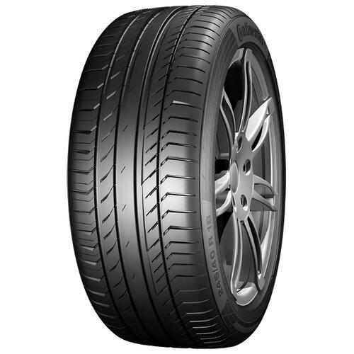 Шины автомобильные Continental Conti Sport Contact 5 Run Flat 225/50 R17 94W