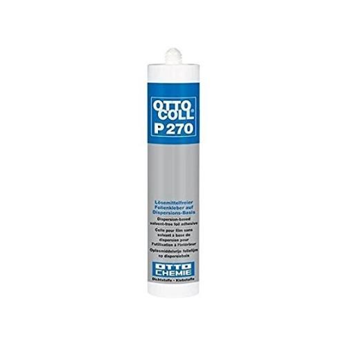 Профессиональный клей для склеивания полиэтилена и плёнок OTTOCOLL P270, 310мл