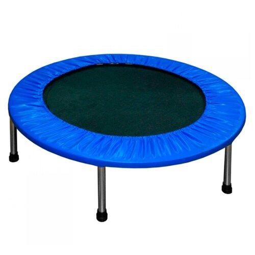 Каркасный батут DFC Trampoline Fitness 48INCH-TR 122х122х23 см синий