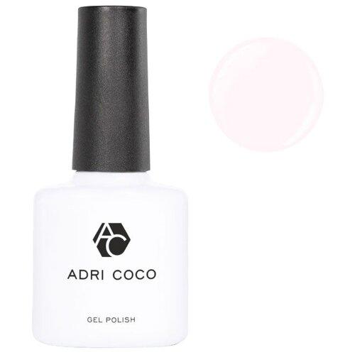 Гель-лак для ногтей ADRICOCO Gel Polish, 8 мл, оттенок 001 светло-розовый гель лак all star city collection 10 мл оттенок светло розовый 007 murrieta