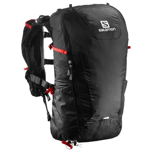 Рюкзак Salomon Peak 20 black/bright redРюкзаки<br>