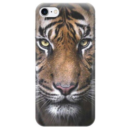 Чехол Gosso 634675 для Apple iPhone 7/iPhone 8 тигрЧехлы<br>