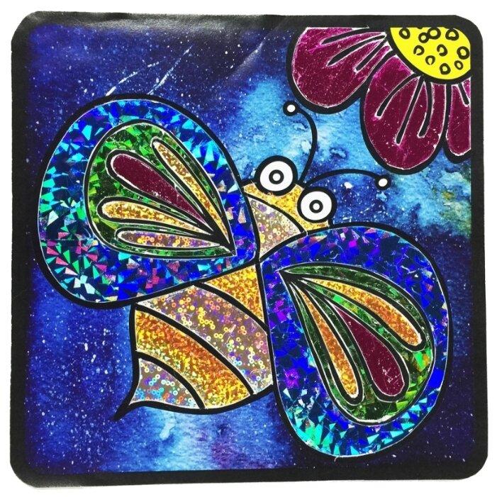 Color Kit Пчелка-аппликация цветной фольгой (MH001)