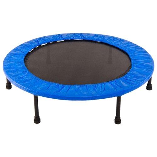 Каркасный батут SILAPRO 40, 102 см, до 80 кг, YH-А008 102х102 см синий