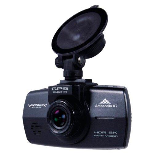 Видеорегистратор VIPER G55 GPS/Glonass, GPS, ГЛОНАСС черный