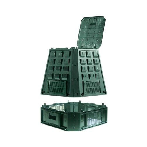 Фото - Компостер Prosperplast IKEV630Z-G851 (630 л) зеленый компостер prosperplast ikb900 g851 900 л зеленый