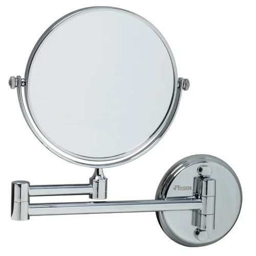 Зеркало косметическое настенное Fixsen 31021 хром