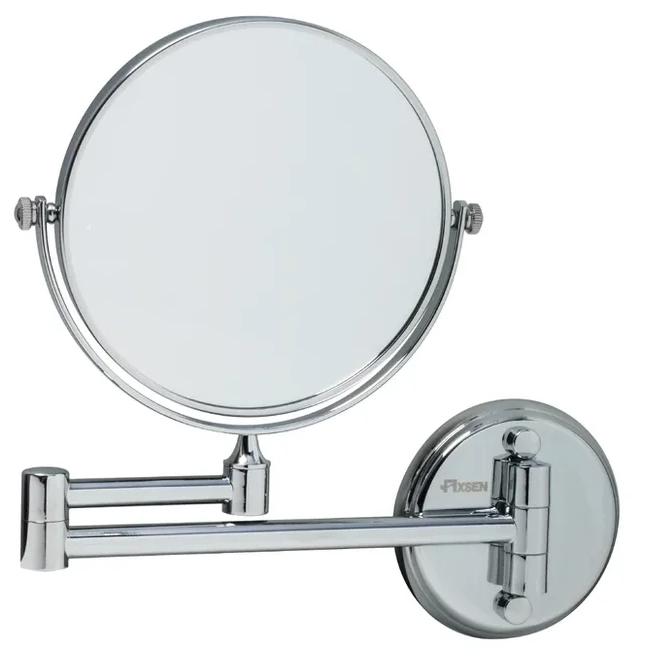 Зеркало косметическое настенное Fixsen 31021