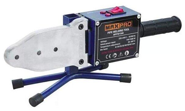 Аппарат для раструбной сварки Maxpro MPPW750/1500