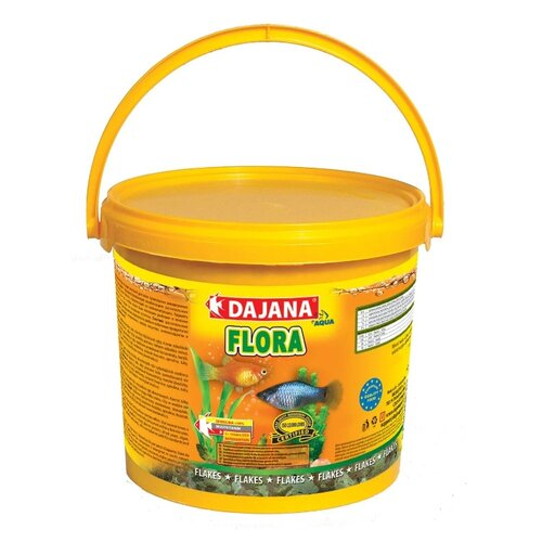 Сухой корм Dajana Pet Flora для рыб 5000 мл 1000 г