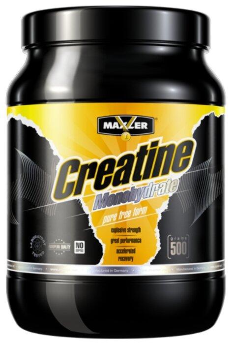 Креатин Maxler Creatine Monohydrate 500 г (банка)