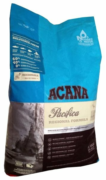 Корм для собак Acana Regionals Pacifica 13 кг