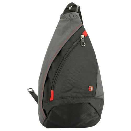 Рюкзак WENGER Mono sling 7 black/grey
