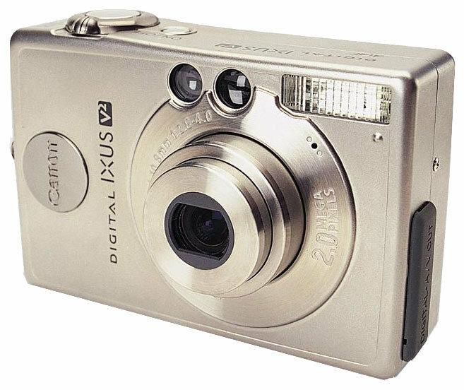 Фотоаппарат Canon Digital IXUS V2