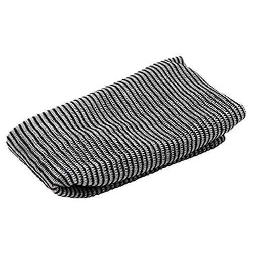 Мочалка Kokubo Gachi-Men Body Towel жесткая мужская серый