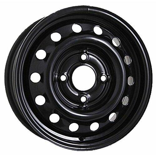 Фото - Колесный диск ТЗСК Renault Logan 6х15/4х100 D60.1 ET40, черный колесный диск тзск nissan qashqai 6 5x16 5x114 3 d66 1 et40 bk
