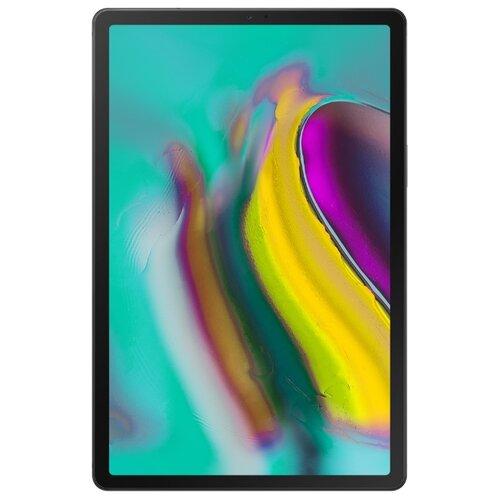 Планшет Samsung Galaxy Tab S5e 10.5 SM-T725 64Gb черный смартфон samsung galaxy s8 sm g950f 64gb жёлтый топаз
