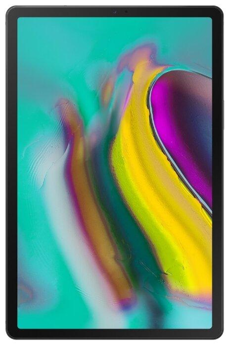 Планшет Samsung Galaxy Tab S5e LTE 10.5 SM-T725 - 64Gb Black SM-T725NZKASER (4096Mb/64Gb/GPS/LTE/3G/Wi-Fi/Bluetooth/Cam/10.5/2560x1600/Android)