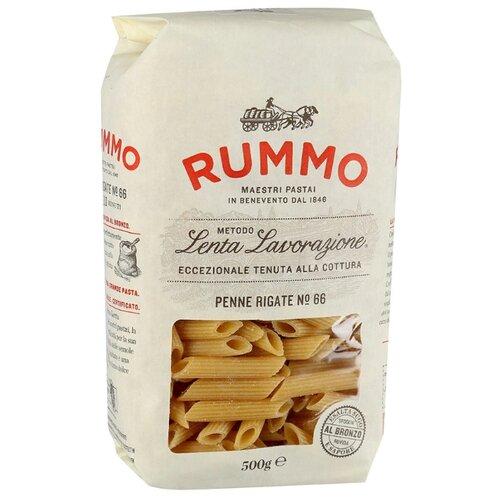 RUMMO Макароны Penne rigate №66, 500 г