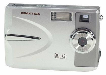Фотоаппарат Praktica DC 20