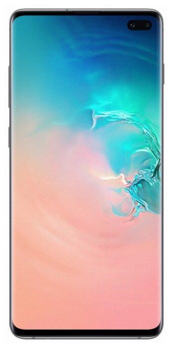 Смартфон Samsung Galaxy S10+ 8/128GB перламутр (SM-G975FZWDSER)