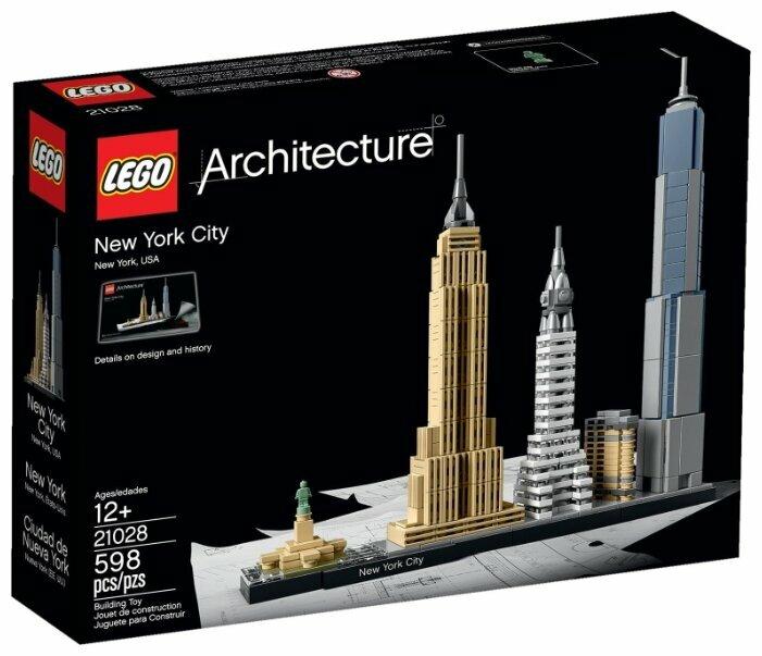 Конструктор LEGO Architecture 21028 Нью-Йорк