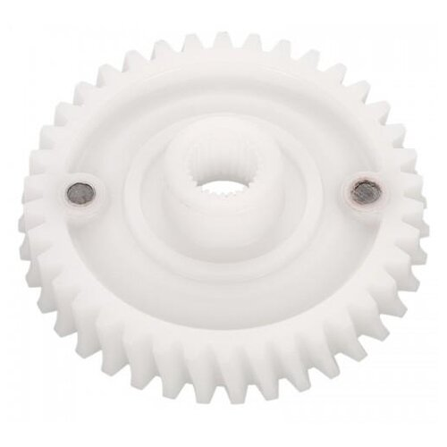 Saeco 226000300 шестерня мотора кофемолки для кофемашины белый