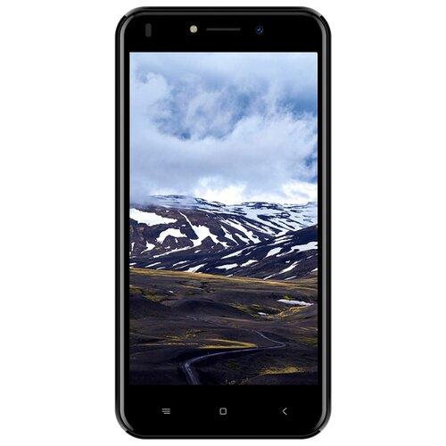 Смартфон Haier Alpha A3 lite черный смартфон