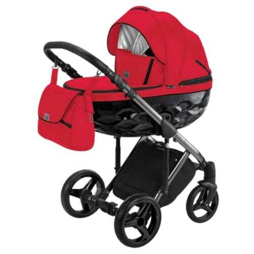 Купить Универсальная коляска Adamex Chantal Special Edition/Polar (3 в 1) C7 graphite, Коляски