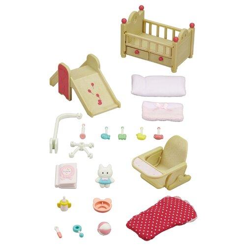 Купить Игровой набор Sylvanian Families Мебель для детской комнаты 5288, Игровые наборы и фигурки