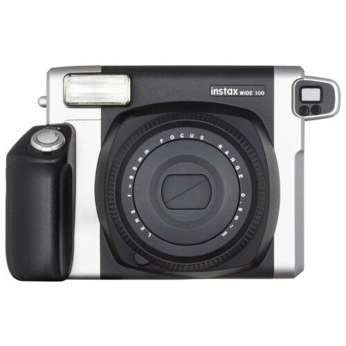 Фото - Фотоаппарат моментальной печати Fujifilm Instax Wide 300 черный 2pcs convex wide angle car blind spot mirror