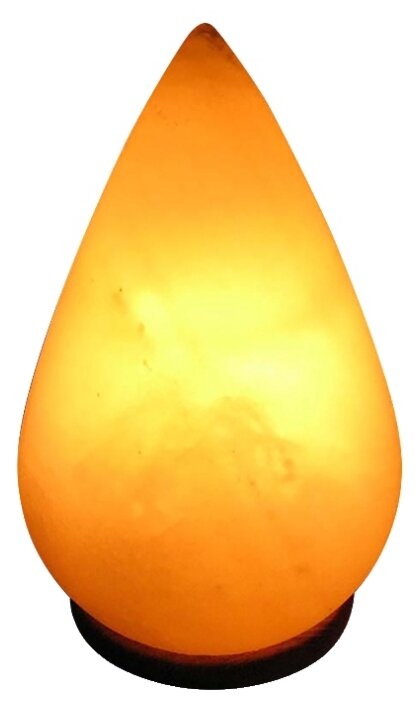 Солевая лампа Wonder Life Капля