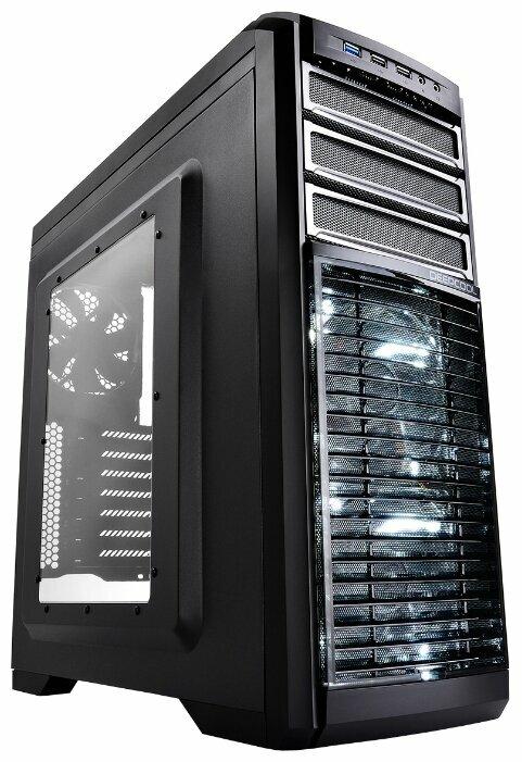 Корпус DeepCool Kendomen TI Black-Grey