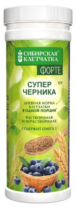Пищевая добавка Сибирская клетчатка