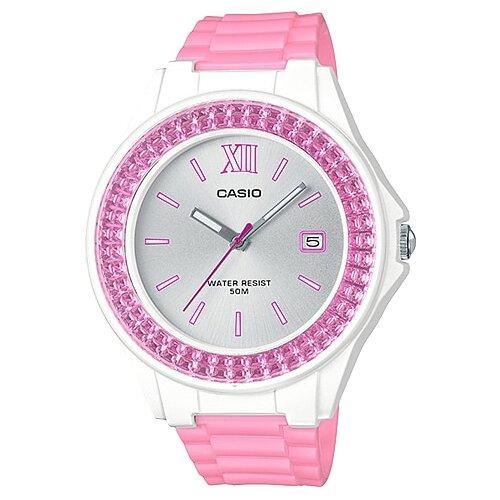 Наручные часы CASIO LX-500H-4E3 casio часы casio lx 500h 2b коллекция analog